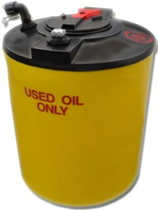 100 Gallon Capacity Oil-Tainer Double Wall Tank