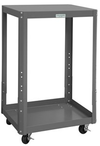 Adjustable Mobile Machine Table, 1,000lbs Capacity
