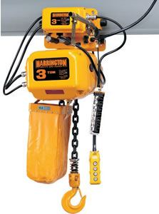 F S Industries Nerm Electric Chain Hoist With Motorized