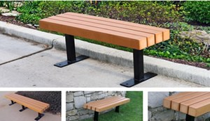 6' Trailside Benches