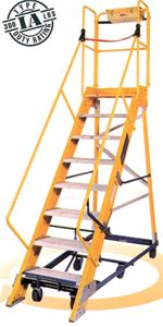 Safeguard Mobile Maintenance Platform FW Series
