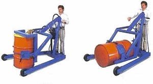 "Karrier/Drum Racker,72"",Man Lift & Tilt,800lb Cap"