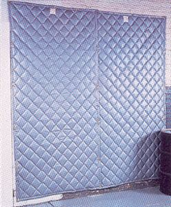 Quilted Fiberglass Double Faced Wall Panel