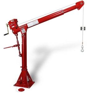 Davit cranes specifications