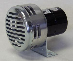 Mechanical Siren, 12 Volt
